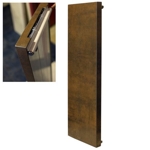 İnorava Iron Corten Taş Radyatör 1800/370