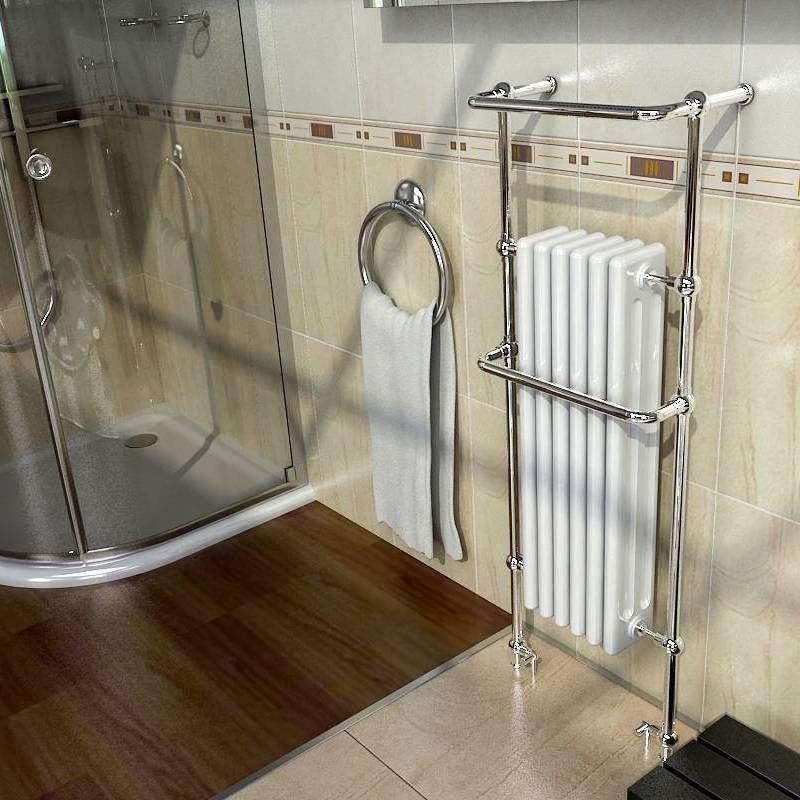 İmsan Victoria Döküm Radyatör Çelik Havlu Kurutucu