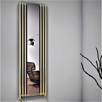 İnorava Bongo Dekoratif Radyatör Gold 540x1760