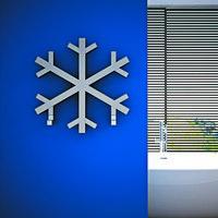 Paslanmaz Çelik Radyatör Snowflake SNF 600/600