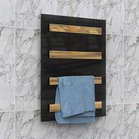 İmsan Wall Style Glass Chrome Dizayn Havlupan